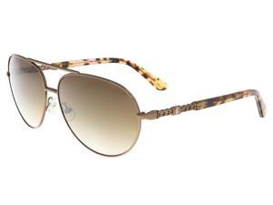 Juicy Couture - Juicy 582/S 00B0 Brown  Aviator Sunglasses