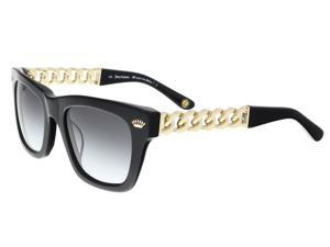 Juicy Couture - Juicy 586/S 807 Black Square Sunglasses