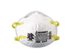 3m Lightweight Particulate Respirator 8210, N95 MCO46457