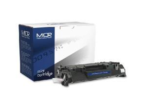 Micr Tech MICR Tech MICR Toner Cartridge - Replacement for HP (CE505A) - Blac...