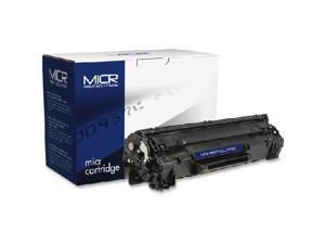 Micr Tech MICR Tech MICR Toner Cartridge - Replacement for HP (CE285A) - Blac...