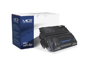Micr Tech MICR Tech MICR Toner Cartridge - Replacement for HP (Q5942A) - Blac...
