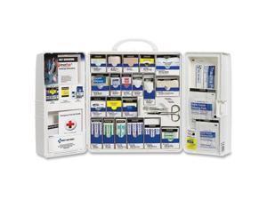 Large First Aid Kit 209-Pieces OSHA Compliant Plastic Case