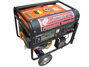 POWERLAND PORTABLE TRI-FUEL GAS PROPANE NATURAL GAS GENERATOR 8500W 16HP