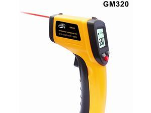 Tekit Non-Contact LCD IR Laser Infrared Digital Temperature Thermometer GM320 -50~330 Degree