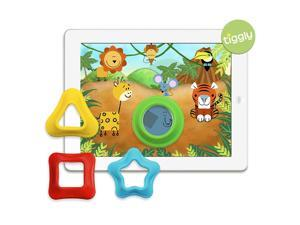 Tiggly Shapes App-Enabled Digital Learning Tool