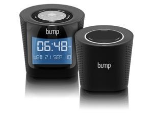 AWS01F-R BUMP Digital MP3 / FM Radio Boombox with Remote Wireless Speaker (Refurbished)