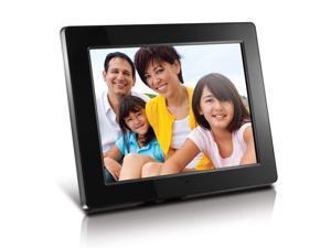Aluratek ADMPF512F-R 12 inch Digital Photo Frame with 512MB Built-in Memory (Refurbished)