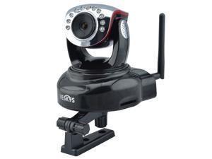 VESKYS N625W 720P 1.0MP HD P2P /Plug and Play Wireless IP Network Camera w/ Wi-Fi / 10-IR LED / SD Card Slot / Mic /Day/Night, ...