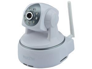 VESKYS N624W 1.0MP 720P  HD Wireless IP Network Camera w/ Wi-Fi / night vision /SD Card solt / Mic /Day/Night, 2 Way Audio ...
