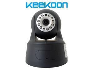 KeeKoon 1.3 Megapixels HD 960P H.264 Wireless IP Camera Wifi Pan/Tilt Night Vision P2P Plug/Play ONVIF TF Card Slot Dual ...