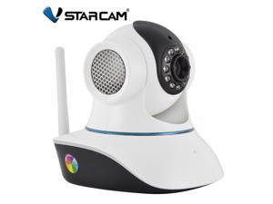 Vstarcam HD 1.0 MegaPixel P/T Pan/Tilt Wireless 2 way Audio Wifi Security Surveillance Network CCTV Cam IR Cut Night Vision ...
