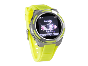 General	Distinguishing Features	Water resist Sports Smart Watch phone (YELLOW)