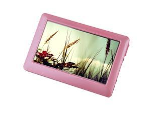 "4.3"" HD Touch Screen MP5 Player - PINK (8GB) MP3 MP4"
