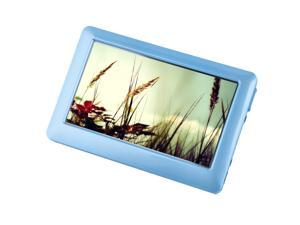 "4.3"" HD Touch Screen MP5 Player - BLUE (8GB) MP3 MP4"