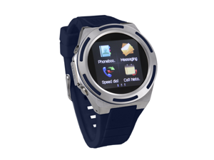 General	Distinguishing Features	Water resist Sports Smart Watch phone (blue)