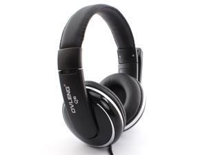 USB HIFI Stereo Headset Headphone Microphone Mic for Laptop PC