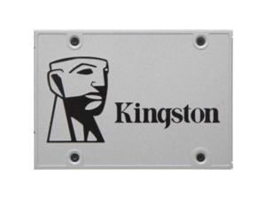 "Kingston SSDNow UV400 120 GB 2.5"" Internal Solid State Drive - SATA - 550 MB/s Maximum Read Transfer Rate - 350 MB/s Maximum Write Transfer Rate 2.5IN BNDL KIT - SUV400S3B7A/120G"