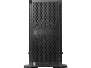 HP ProLiant ML350 G9 5U Tower Server - 1 x Intel Xeon E5-2640 v4 Deca-core (10 Core) 2.40 GHz - 16 GB Installed DDR4 SDRAM - 12Gb/s SAS Controller - 2 x 800 W - 2 Processor Support RAM Support - Giga