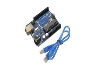 ATMEGA328P ATMEGA8U2 Development Board w/ USB Cable for 2011 Arduino UNO