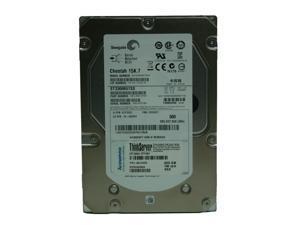 "Seagate Cheetah 15K.7 ST3300657SS 300GB 15000 RPM 16MB Cache SAS 6Gb/s 3.5"" Internal Hard Drive by Lenovo (Bare Drive, Lenovo P/N: 67Y1481 | Lenovo FRU: 46U3439 | Seagate P/N: ST3300657SS)"