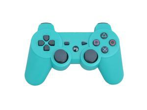 Two Bluetooth Wireless Controllers For Sony Playstation 3 Ps3 6 Axis Gamepad Joypad Dualshock with Charging Cable