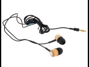 Kanen KM-92 Wooden In-ear Headphones