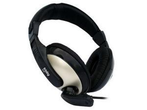 New Frisby Computer PC Laptop Gaming Headphone Headset MIC 3.5 mm Jack Ear-Cup (Over the Ear)