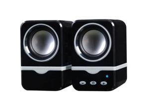 Westgear S-500 USB Wireless Bluetooth Digital Speakers PC Black