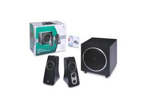 Logitech Z523 3.5mm Jack Speaker System 2.1 Channel Speaker Black