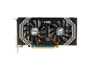 New HIS AMD Radeon R7 260X iPower IceQ X² Turbo 1GB GDDR5