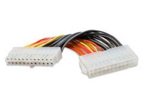 Syba 24pin Power Supply Extension Cable M/F - SY-CAB65008