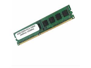4GB DDR3 1333Mhz PC3 1.5V  240Pin NO-ECC 10600 DELL HP MAJOR Mem