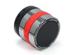 US Fast ship Mini Portable Handsfree Wireless Bluetooth Speaker TF/MIC For IPhone 4 4S 5 5S 5C Samsung Galaxy S3 S4 S5 Note ...