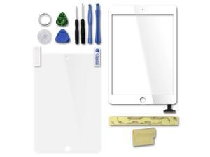 US Shipping White New Replacement Touch Screen Lens Digitizer Glass for Mini iPad