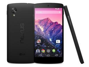 "LG Nexus 5 D821 Black 16GB (FACTORY UNLOCKED) 4.95"" 2.3GHz Quad Core 8MP"