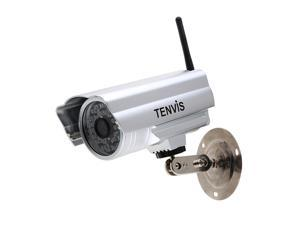 TENVIS IP602W WiFi Outdoor Indoor IR LED Security Bullet Night Vision Tenvis IP Camera Wireless Waterproof Wifi Alarm Support ...