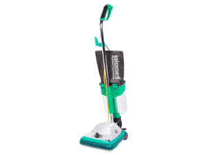 "12"" Bissell Commercial Upright Vacuum"