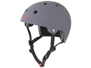 Triple Eight Brainsaver Rubber Helmet, Small #47;Medium, Gun Matte