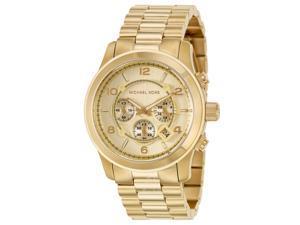 Michael Kors Gold-tone Unisex Watch MK8077