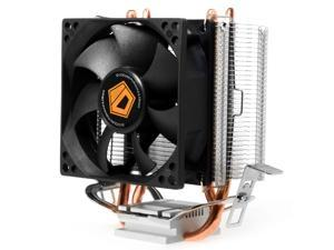 ID-COOLING SE-802 2 Direct Touch Heatpipe CPU Cooler, 80mm Fan, Universal for Intel & AMD