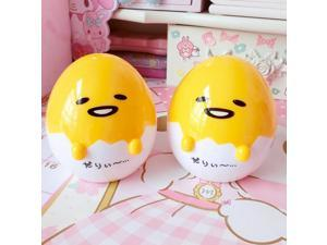 Kawaii Mini Japan Anime Harajuku Gudetama Lazy Egg 8CM Mini Lamp Cute Small Night Light Figure Kid Gifts