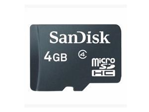 4GB SanDisk MicroSD HC Memory Stick MS Pro Duo FOR Sony PSP Camera - OEM