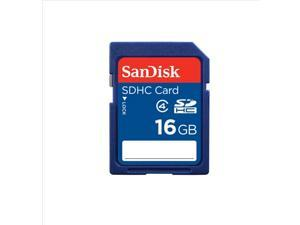 2PCS/Lot SanDisk 16GB Secure Digital High-Capacity (SDHC) Flash Card