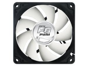 ARCTIC COOLING F8 PWM 80mm 80 mm Ultra Quiet Case Fan