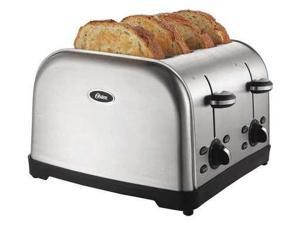 12-45/64 Pop-Up Toaster, Silver ,Oster, TSSTTRWF4S-NP