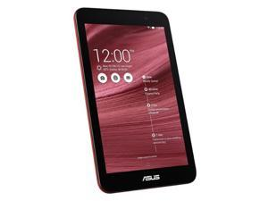 "Asus MeMo Pad 7"" 16GB, Quad-Core Red"