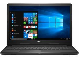 "Dell Inspiron 15.6"" 6GB RAM 1TB Intel Core i3-7100U Black I3567-3629BLK-PUS"