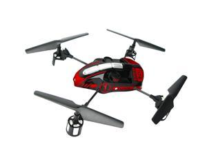 EZ Fly RC Flilpside Quadcopter - Red