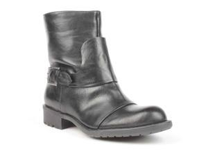 Franco Sarto Pendant Motorcycle Boot - Black, 5.5 M